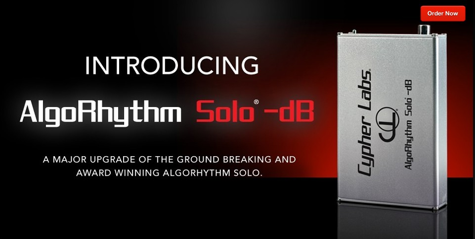 Cypher Labs Solo -db DAC